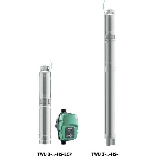 Wilo Unterwassermotor-Pumpe Sub TWU 3.05-07-HS-ECP-B, Rp 1¼?, 1.5kW