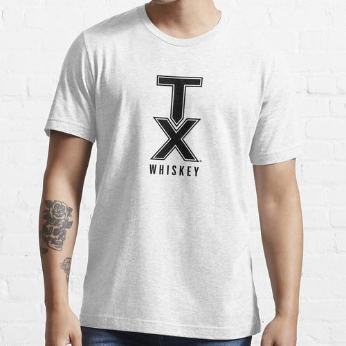 BEST SELLING - TX Whisky Essential T-Shirt