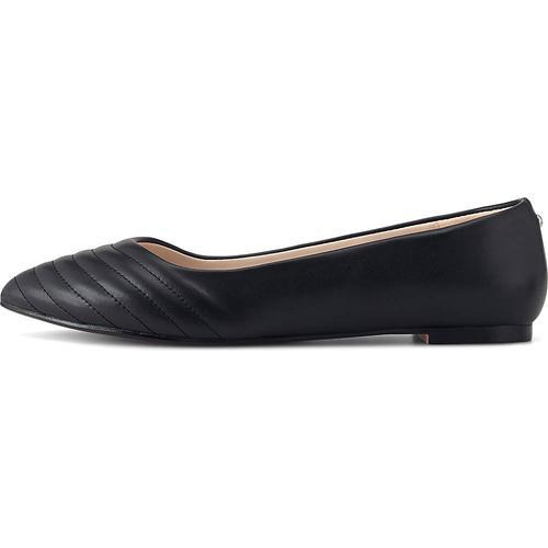 Buffalo, Ballerina Roberta in schwarz, Ballerinas für Damen Gr. 37