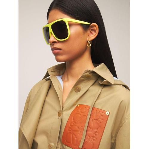 Loewe Sonnenbrille Aus Acetat