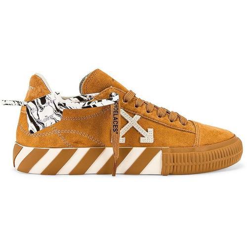 Off-White c/o Virgil Abloh Vulkanisierte Sneakers