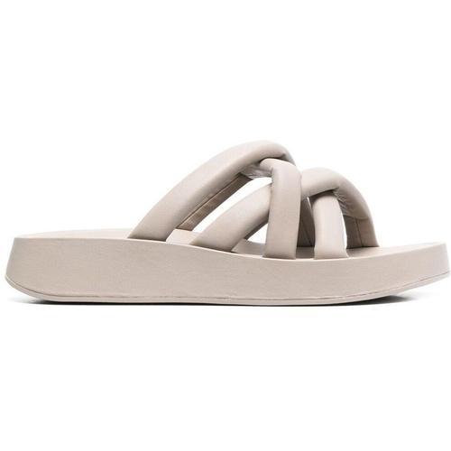 Ash Sandalen mit gekreuzten Riemen