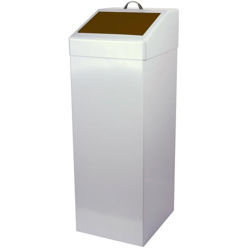 Szagato Mülleimer, 75 l braun Küche Ordnung Mülleimer