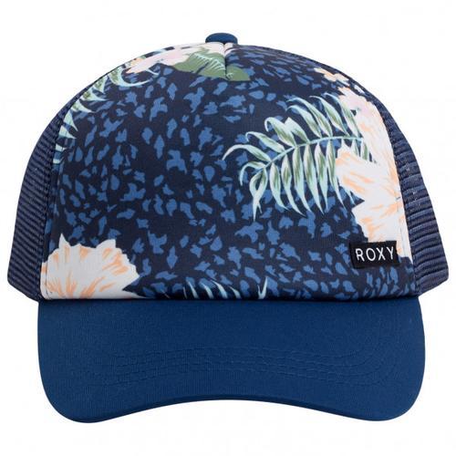 Roxy - Kid's Honey Coconut Trucker Cap - Cap Gr One Size blau