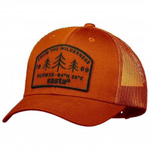 Sasta - Wilderness Cap - Cap Gr One Size rot