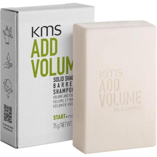 KMS California Addvolume Solid Shampoo 75 g Festes Shampoo
