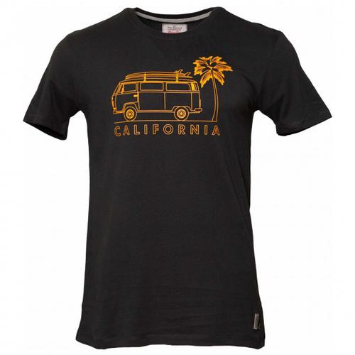 Van One - California - T-Shirt Gr L schwarz