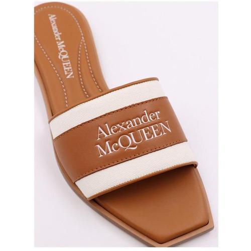 Alexander McQueen Unterschriftenfolien