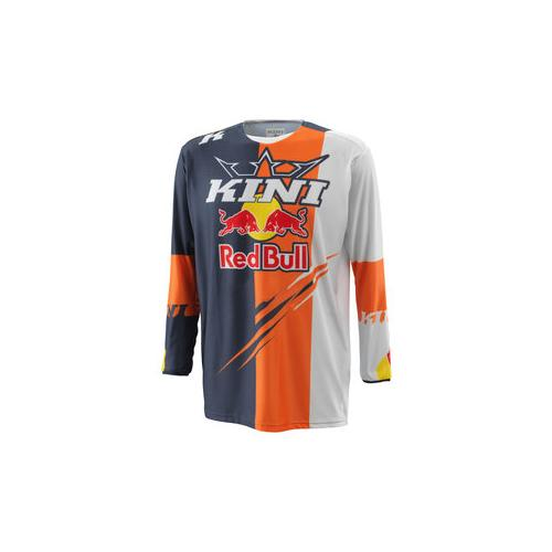 Kini Red Bull Competition Jersey grau L