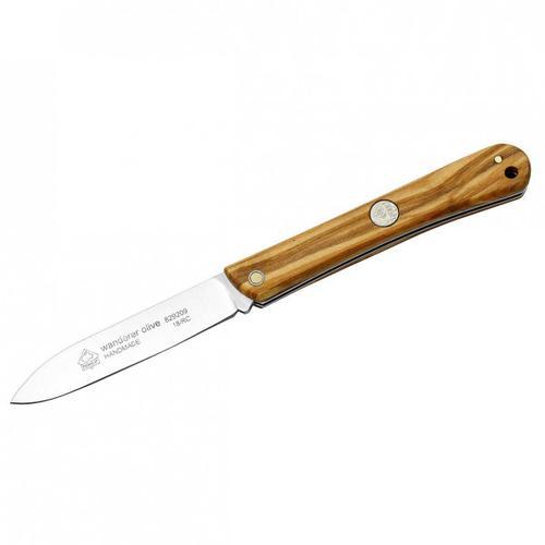 Puma IP - Taschenmesser Wanderer - Messer Gr 7,3 cm Klinge grün