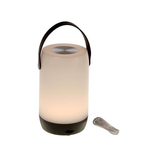 VOSS Design »Lucy« LED Laterne weiß/grau