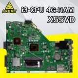 X55VD carte mère i3-4G pour For ...