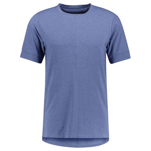 """Nike Herren Yoga T-Shirt """"Nike Yoga Dri-Fit"""", marine, Gr. XL"""