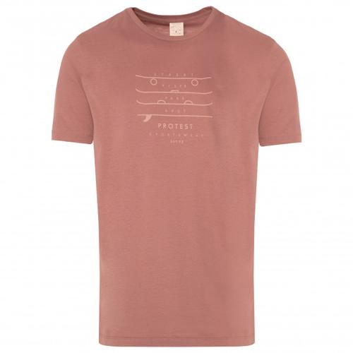 Protest - Harwell - T-Shirt Gr M rot