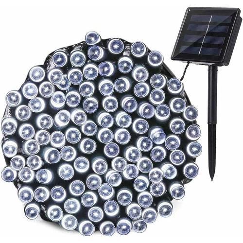200led Solar Lichterketten, Weihnachtsbaumdekoration, Außenbeleuchtung, Weihnachtsdekoration