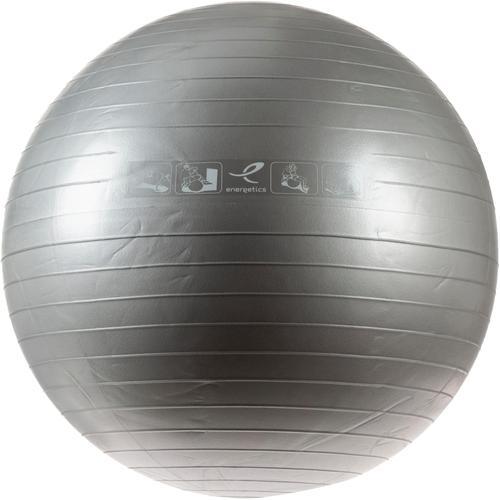 ENERGETICS Gymnastikball in silver, Größe 65