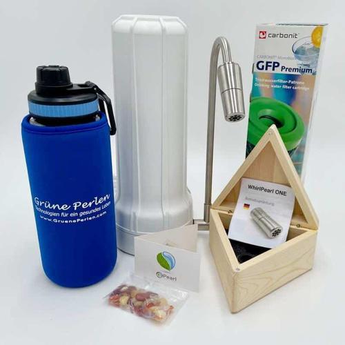 Carbonit Auftischfilter SanUno Vital   GP-Vital-Edition