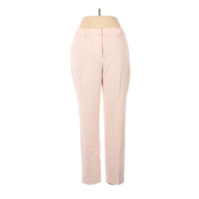 DKNY Dress Pants - High Rise: Pink Bottoms - Size 10