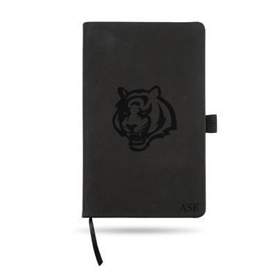 Cincinnati Bengals Sparo Black Small Personalized Notepad