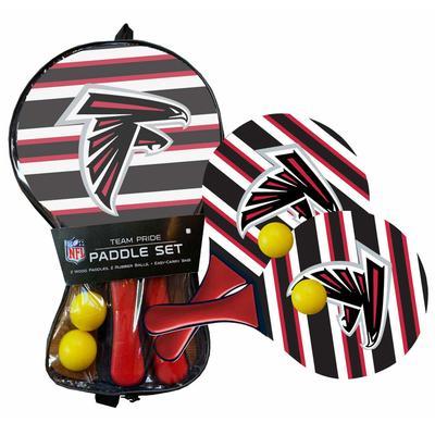 Atlanta Falcons Beach Paddle Ball Set