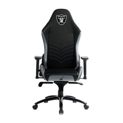 Las Vegas Raiders Imperial Black Pro Series Gaming Chair