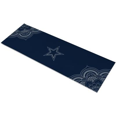Dallas Cowboys 72'' Color Design Yoga Mat