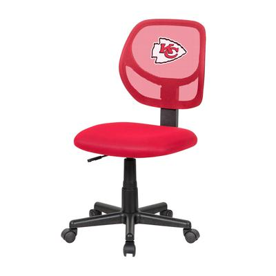 Kansas City Chiefs Imperial Team Color Student Task Chair