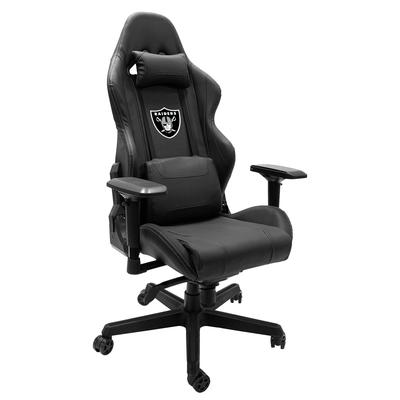 Las Vegas Raiders Logo Xpression Gaming Chair