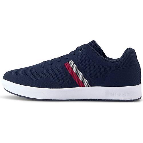 Tommy Hilfiger, Sneaker Sustainable in blau, Sneaker für Herren Gr. 46