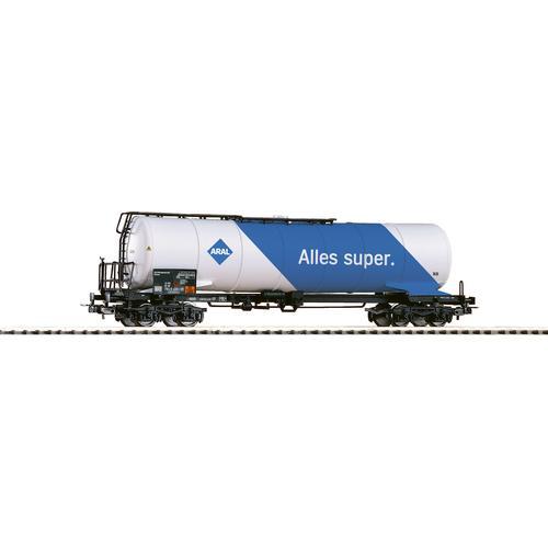 PIKO Kesselwagen Aral, (54189) blau Kinder Loks Wägen Modelleisenbahnen Autos, Eisenbahn Modellbau