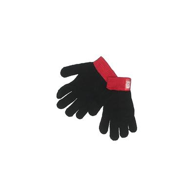 Marvel Gloves: Black Solid Accessories