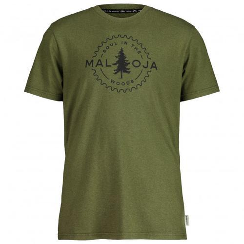 Maloja - WiesenknopfM. - T-Shirt Gr S oliv