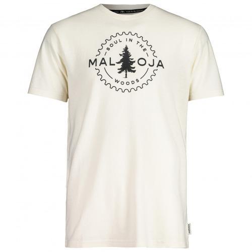 Maloja - WiesenknopfM. - T-Shirt Gr XL weiß
