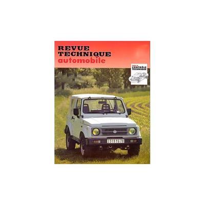 Revue technique auto ETAI 24979