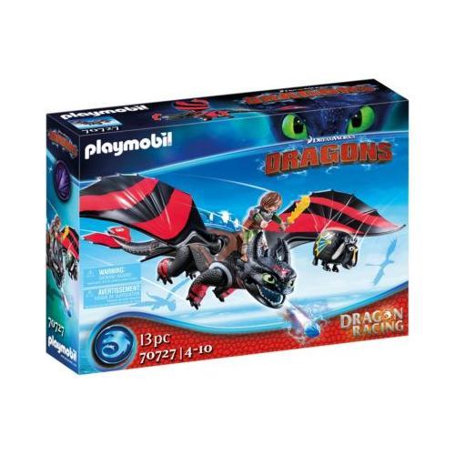 PLAYMOBIL® 70727 PLAYMOBIL Dragons: Hicks und Ohnezahn