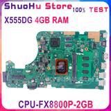 KEFU X555DG carte mère pour ASUS...