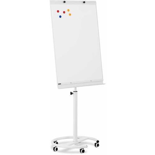 Flipchart Flip Chart Whiteboard Flipchart mobil höhenverstellbar 70 x 100cm - Fromm&starck