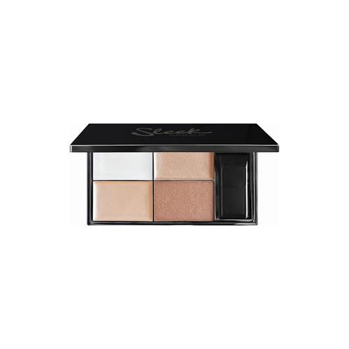 Sleek Teint Make-up Highlighter Highlighter Palette Copperplate 9 g