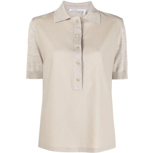 Agnona Kurzärmeliges Hemd