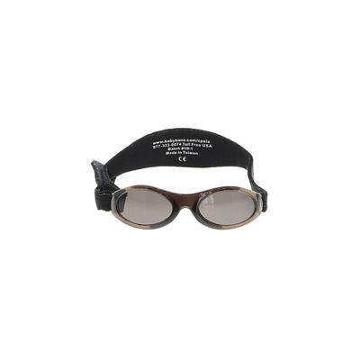 Baby Banz Sunglasses: Black Solid Accessories - Size Large