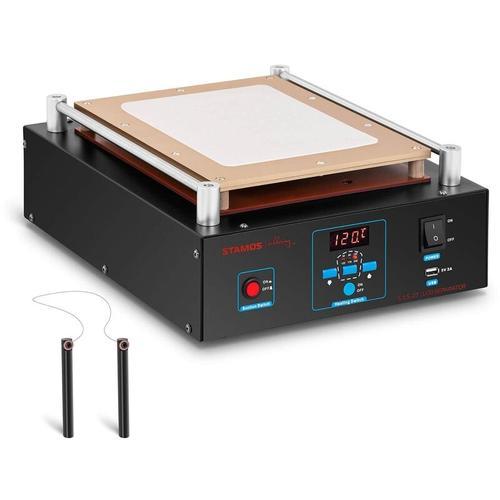 Stamos - LCD Separator Handy Screen Separator Bildschirm Reparatur Maschine bis 12'