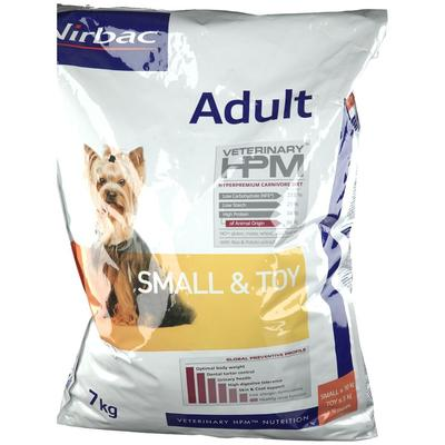 Virbac VETERINARY HPM® Adult Dog Small & Toy g alimentation pour animal