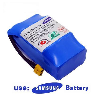 Batteries...