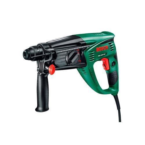 BOSCH Bohrhammer PBH 2800 RE grün Bohrhämmer Werkzeug Maschinen