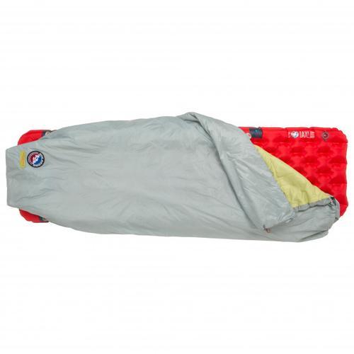 Big Agnes - Kings Canyon UL Quilt Primaloft - Kunstfaserschlafsack Gr One Size Grau
