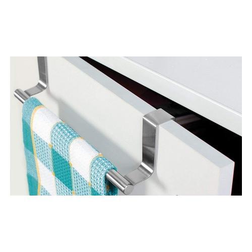Universell einsetzbarer Edelstahl-Handtuchhalter für die Tür