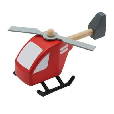 Plan Toys - Helicopter 6287