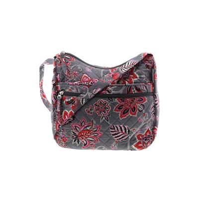 Assorted Brands - Assorted Brands Crossbody Bag: Gray Floral Bags