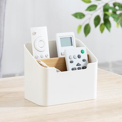 Organisateur de bureau 1 pièce, porte-crayon de bureau, boîte à badges divers, papeterie fournitures