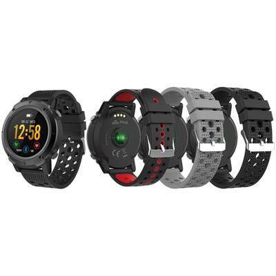 Montre connectée sport GPS Weeplug : Noir
